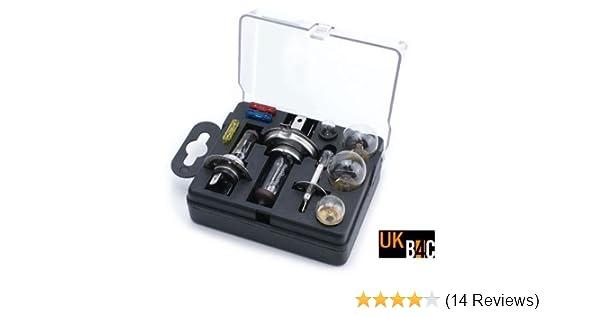Spare Bulb Fuse Kit-Headlamp,Indicator,Tail Light,Travel Dacia Lodgy