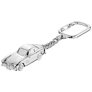 Mercedes-Benz Porte-clés avec argent 300SL Coupe (Accessoires)