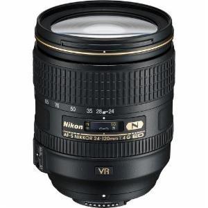 Nikon Af-s Nikkor 24-120mm F/4g Ed Vr Standard Zoom Lens For Nikon Dslr Camera