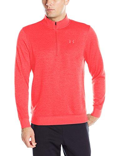 UA Storm 1/4 zip Sweater Fleece - Grey
