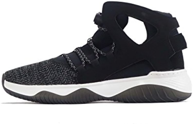 Nike 880856 001  Herren Sneaker Black/Black/White/Volt 43 EU