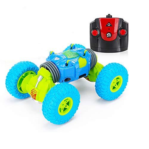 Nlatas Ferngesteuertes Auto Off-Road Maßstab 1:16 4WD 2,4 GHz Elektro-Rennwagen RC Auto Buggy Crawler Toy Car für Erwachsene und Kinder,Blue