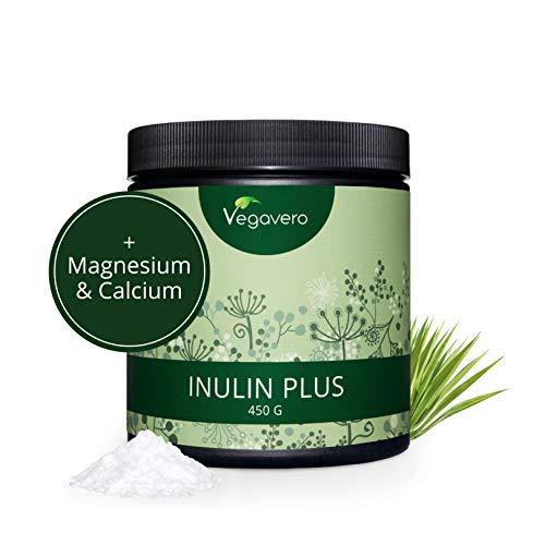 Inulina BIO en Polvo Vegavero® | Prebiótico Orgánico Sin Aditivos | Original...