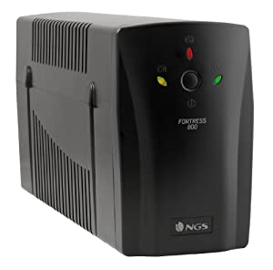 NGS FORTRESS800 Chargeur Noir