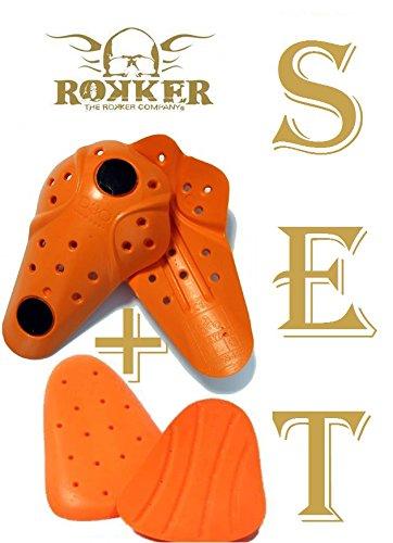 ROKKER d3o SET Hüftprotektoren + Knieprotektoren / ROKKER Jeans - Upgrade