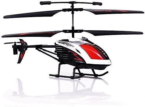 GoStock Remote Controlled Helicopter, 3.5 Channel Robust RC Helicopter Helicopter Helicopter Toy   Gyro Technology and LED Light for Indoor Outdoor, Ready to Fly Model ed2811