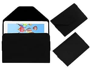 Acm Premium Pouch Case For Digiflip Xt911 Flip Flap Cover Holder Black