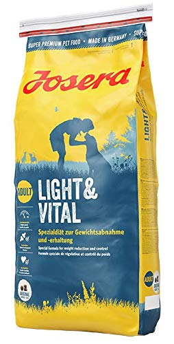 Josera Light und Vital, 1er Pack (1 x 15 kg)