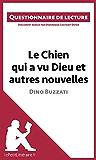 Le Chien qui a vu Dieu et autres nouvelles de Dino Buzzati: Questionnaire de lecture