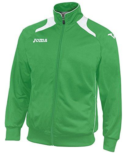 Joma Champion Ii Giacca Tuta, Verde/Bianco, XXL