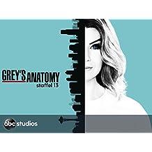 Grey's Anatomy - Staffel 13 [dt./OV]