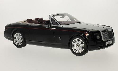 rolls-royce-fantasma-drophead-coupe-nero-rosso-0-modello-di-automobile-modello-prefabbricato-kyosho-