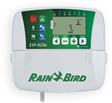 Zeitschaltuhr Bewässerung Rain Bird rzxe 6Zonen-Innenraum mit Vorbereitung WiFi