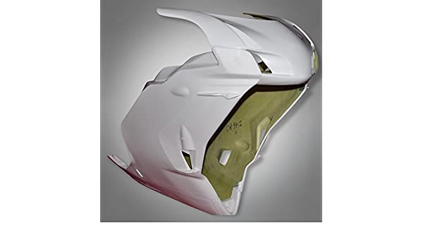 HK08 RicambiWeiss Heckunterverkleidung SUZUKI GSF 600 1200 BANDIT GFK Verkleidung Heck Unten