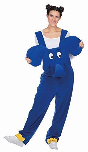 Rubie's Die Sendung mit der Maus Kostüm Elefant Karneval Gr.XL