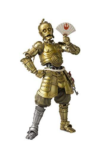 Bandai-C-3po Honyaku Karakuri Figura 18,5 cm Star Wars Mei SHO Movie Realization (BDISW550385)