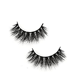 SuaveLook Exclusive 3D Eyelashes 100% Hand-made Lashes 1 Pair Package [Model A3D]