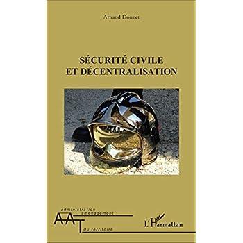 Sécurité civile et décentralisation