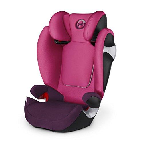 Preisvergleich Produktbild Cybex Gold Solution M, Autositz Gruppe 2/3 (15-36 kg), Kollektion 2017, mystic pink, ohne Isofix