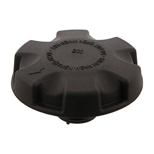 Preisvergleich Produktbild febi bilstein 29607 Kühlerverschlussdeckel / Kühlerdeckel für Ausgleichsbehälter,  schwarz,  1 Stück