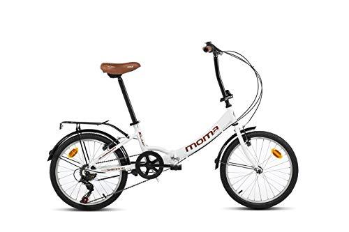 Zoom IMG-1 moma bikes first class blanca