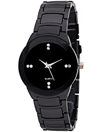 Jack Klein Metal Strap Elegant Analog Wrist Watch for Women