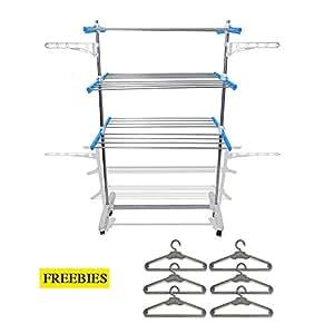 GenX Laundry Hanger (Blue)