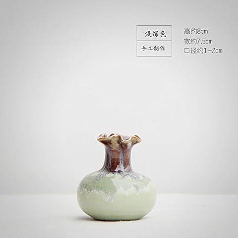 Maivas Décoration Vase en céramique Creative japonais rétro fait à