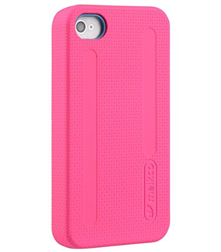 Melkco 4895158637477 Verizon Kubalt Double Layer Schutzhülle für Apple iPhone 4/4 CDMA perlmutt/pink/blau
