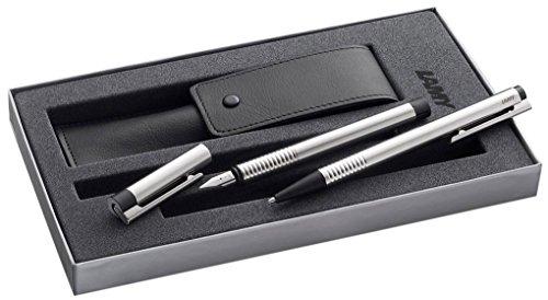 Lamy Schreibgeraete-Set Füllhalter M05 und Kugelschreiber M205 logo