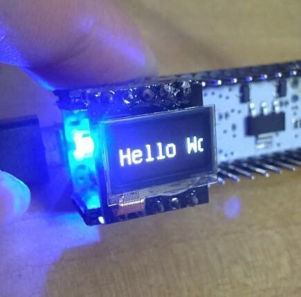 Preisvergleich Produktbild seeedstudio - 0, 5 zoll oled - display arduino schild - kleinste gre - - diy - maker open source booole