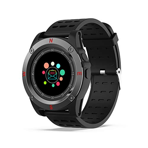 Orologio Intelligente Bluetooth con la Sim Card Slot, AIVEILE Bluetooth Smart Watch...