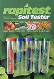 Selfcontrol / LU 1600 D 10 / Kit pour tester la qualité de la terre et du sol / 10 capsules: 4 fois pour le pH - 2 x pour les éléments nutritifs (azote, phosphore, potassium)