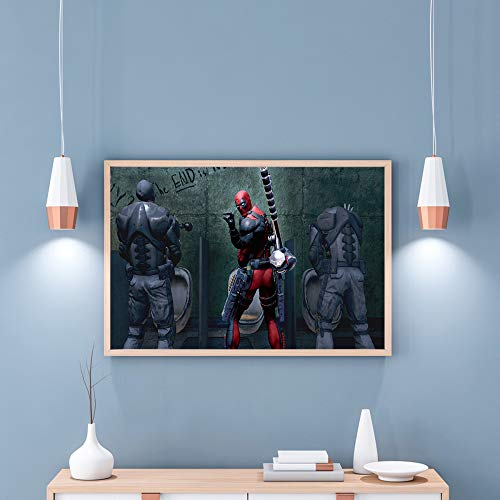 adgkitb canvas 60x90cm KEIN Rahmen Film Dekoration Malerei a2