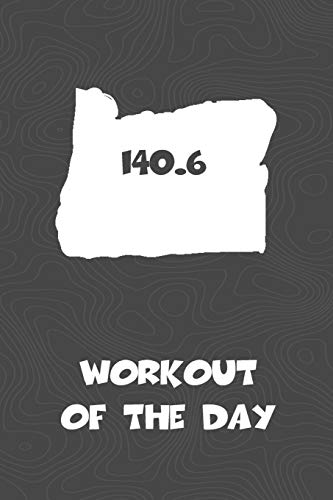 Workout of the Day: Oregon Workout of the Day Log for tracking and monitoring your training and progress towards your fitness goals. A great triathlon ... bikers  will love this way to track goals!