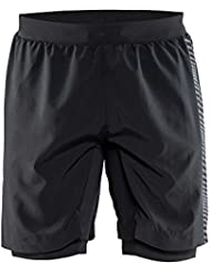 CRAFT Craft3hrun Grit Short de Running Homme
