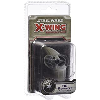 Star Wars X-Wing Miniatures Game Expansion: Tie Advanced , FFGSWX05