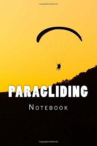 Paragliding: Notebook por Wild Pages Press