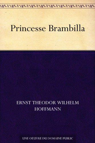 Couverture du livre Princesse Brambilla