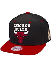 Mitchell ness casquette & chicago bulls