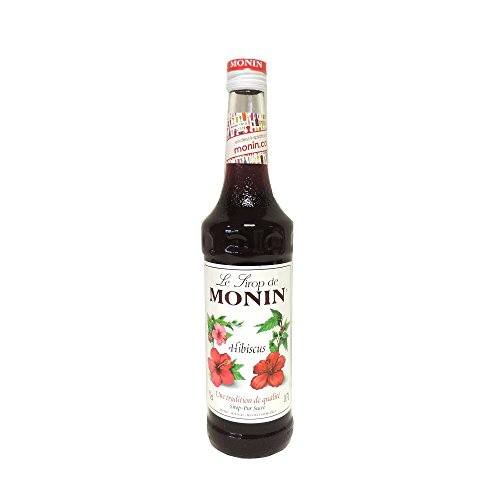 Monin Hibiscus Syrup / 70cl