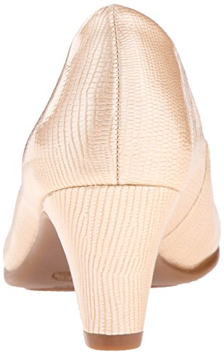 Aerosoles Red Hot Cuir verni Talons Nude