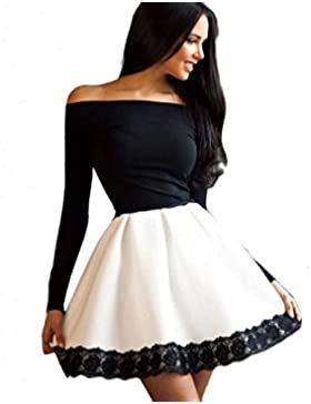 Benetton Knee Length Skirt, Falda para Mujer