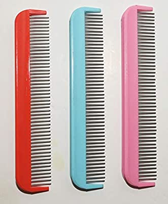 Pet Detangling Comb with Rotating Teeth 3 Colours from Winners Europe