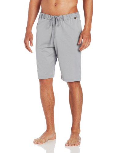 Hanro Herren Shorts Night & Day Grau (mineral 1162)
