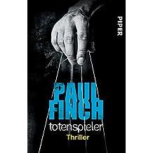 Totenspieler: Thriller (Mark-Heckenburg-Reihe 5)