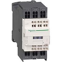 Schneider Electric LC1D123B7 TeSys D, Contactor, 3P AC-3, 440 V 12 A, bobina 24 V CA, resorte