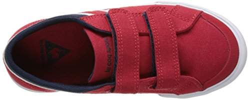 Le Coq Sportif Unisex-Kinder Saint Gaetan Ps Cvs Flach Rot (Vintage Red/Dress Bl)