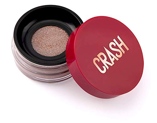 "CRASH Loose Powder Highlighter ""Christine"" Desinged By Luisa Crashion"