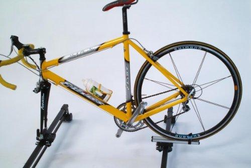Peruzzo Pordoi Dach-Fahrradträger mit Gabelbefestigung aus Aluminium -